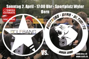 Disc Club Panthers Bern vs Solebang