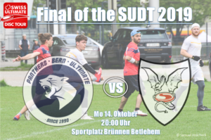 Final: Disc Club Panthers vs Freespeed
